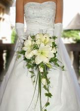 vysněná svatební kytice..