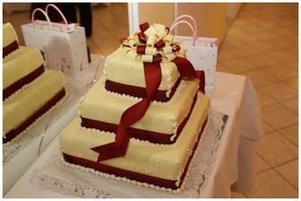 hlavná torta