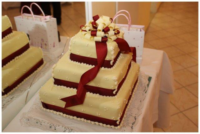 Saška{{_AND_}}Janko - hlavná torta