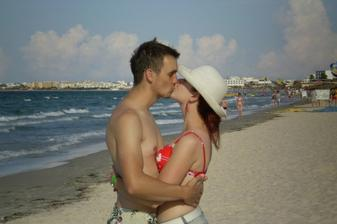 honeymoon v Tunisku :)