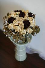 kytička odfotená mesiac po svadbe :)