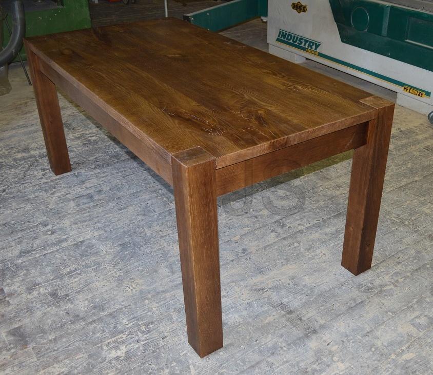 Jedálenské stoly z masívu - Obrázok č. 3
