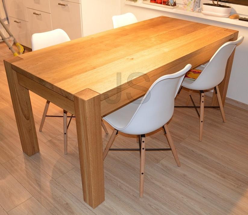 Jedálenské stoly z masívu - Obrázok č. 1