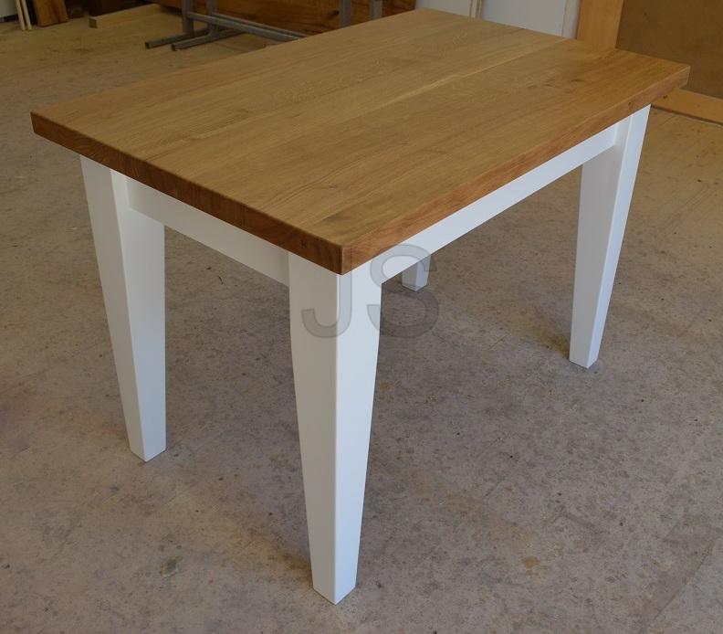 Jedálenský stôl z masívu - Obrázok č. 3