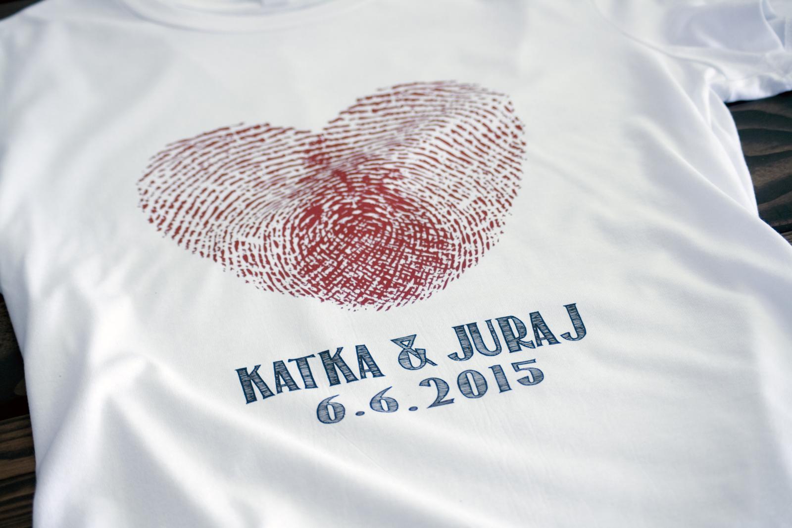 Nevestička a Ženích ♥ - trička na želanie podľa vlastných predstáv - Tričká na pamiatku veľkého dňa! Text na želanie !!! V prípade otázok píšte!