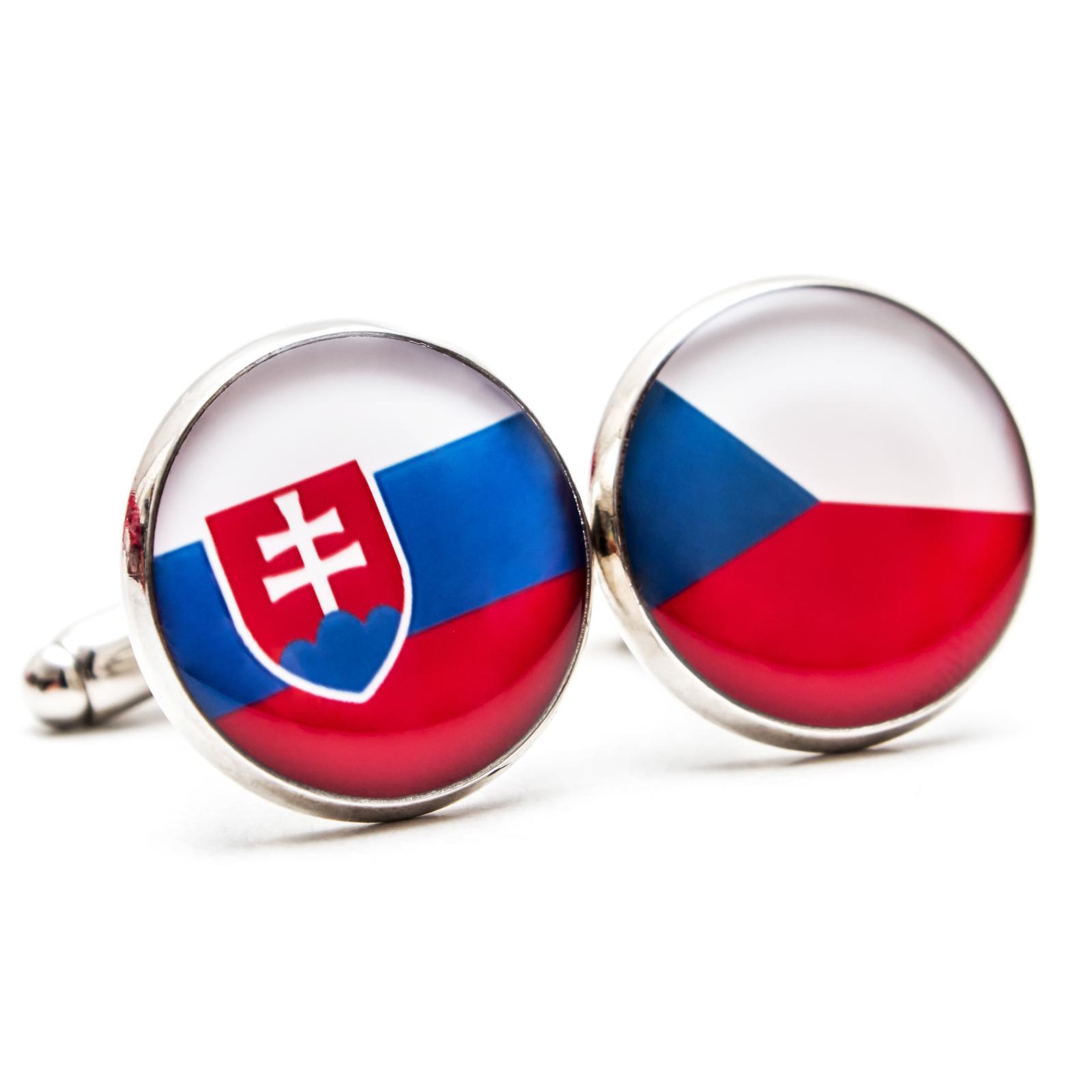 ♥  Manžetové gombíky na mieru - presne podľa Tvojich predstáv ♥ - Slovensko-české