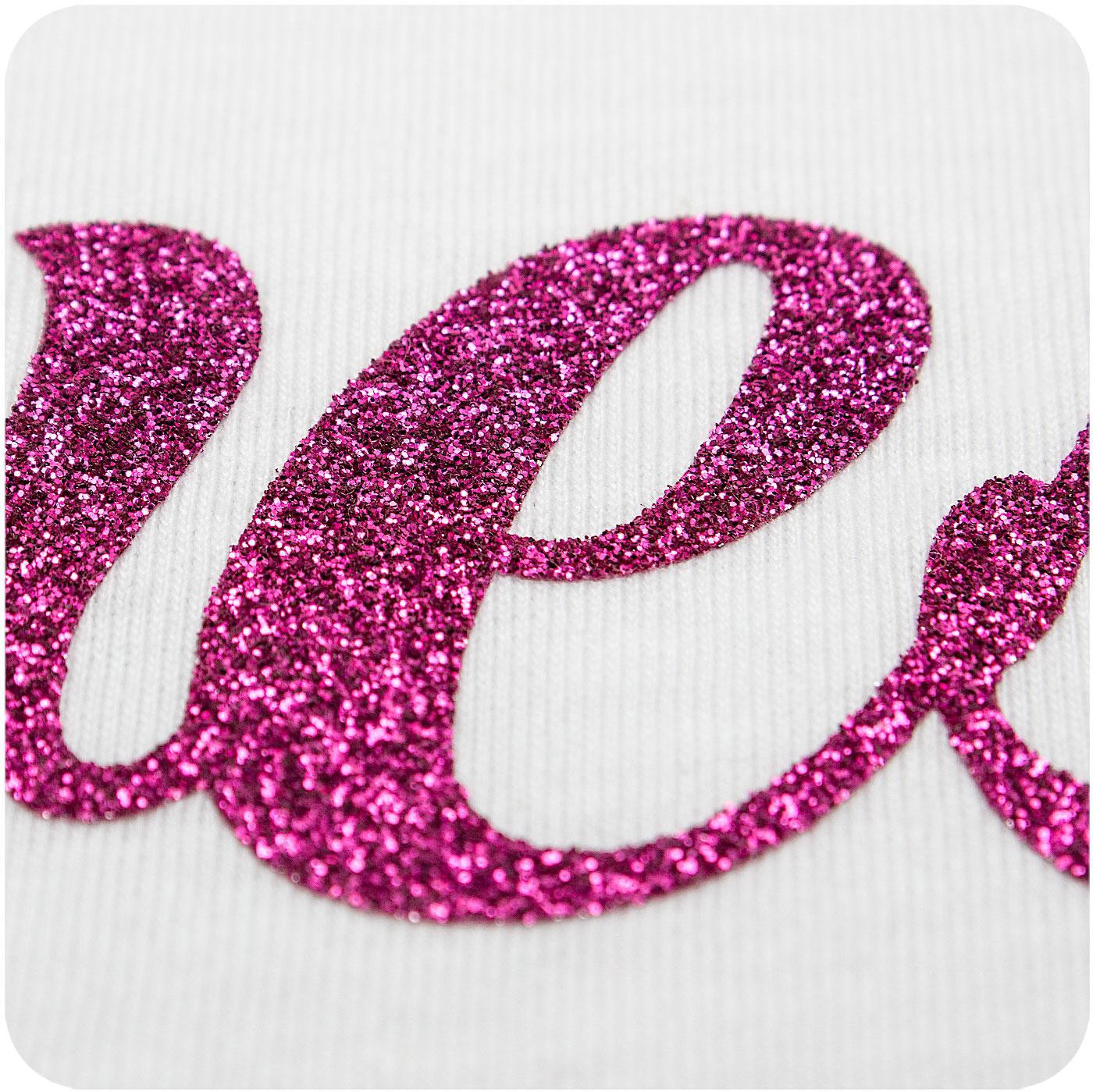 Nevestička a Ženích ♥ - trička na želanie podľa vlastných predstáv - Glitrový efekt potlače
