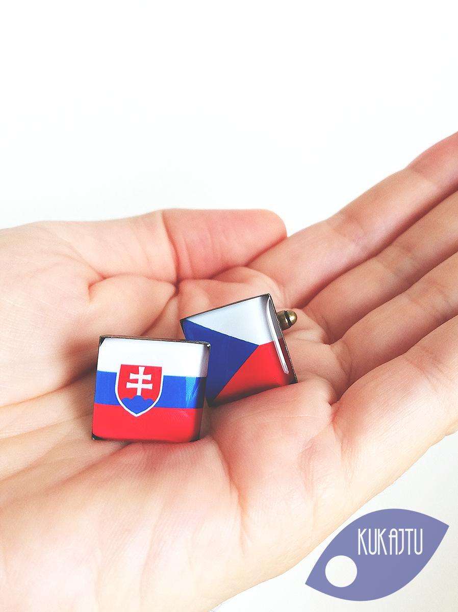 ♥  Manžetové gombíky na mieru - presne podľa Tvojich predstáv ♥ - Česko - Slovenská svadba
