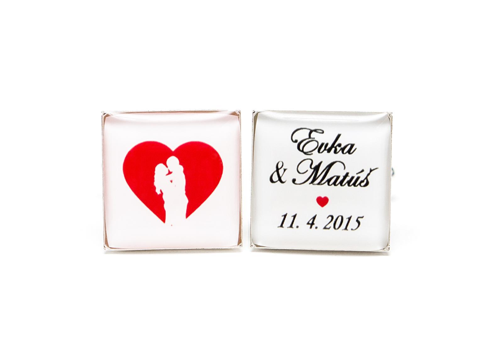 Two lovers - štvorcové - Obrázok č. 1