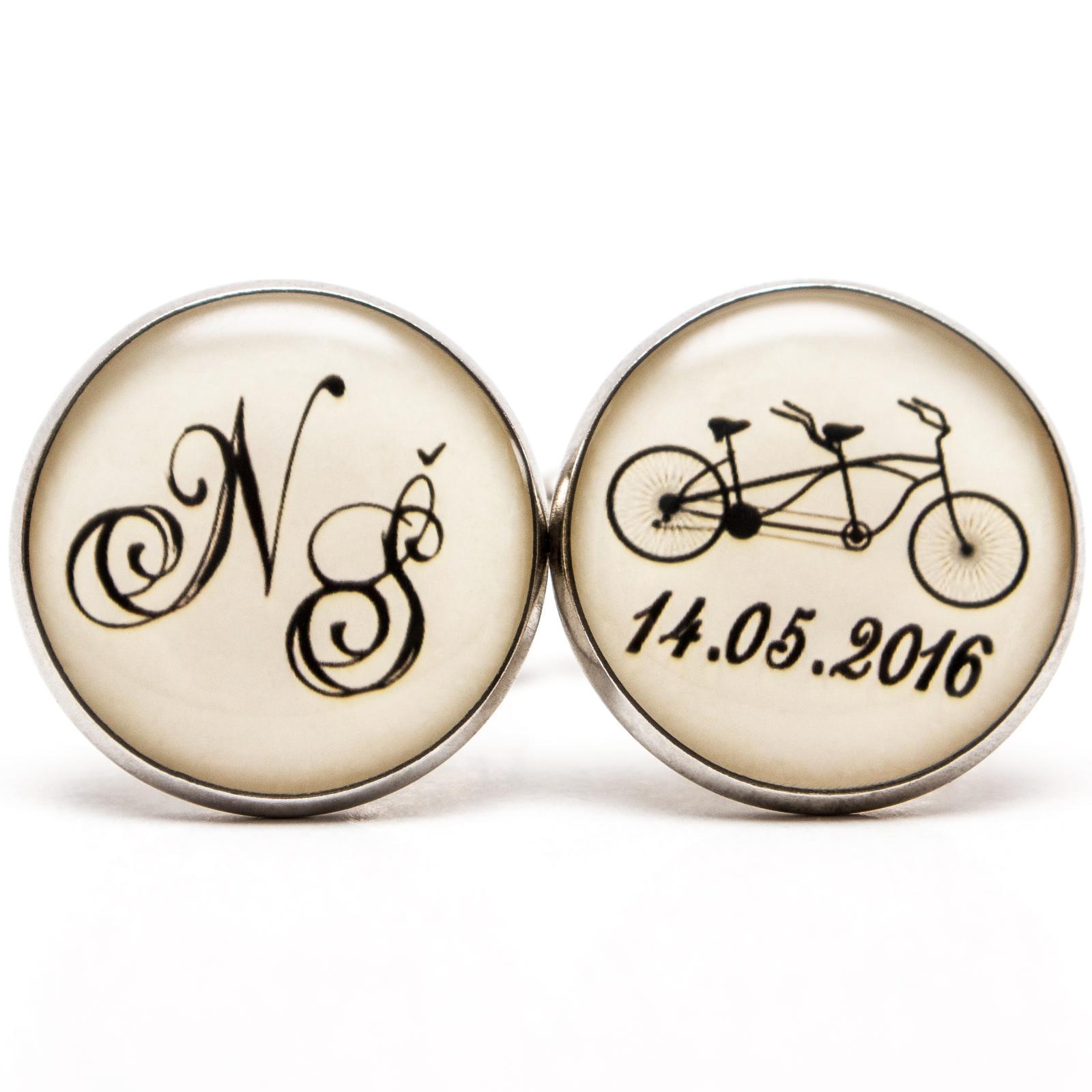 Bicyklová svadba - Obrázok č. 1