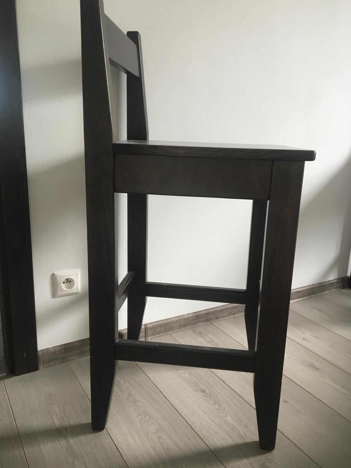 barová stolička - Obrázok č. 1
