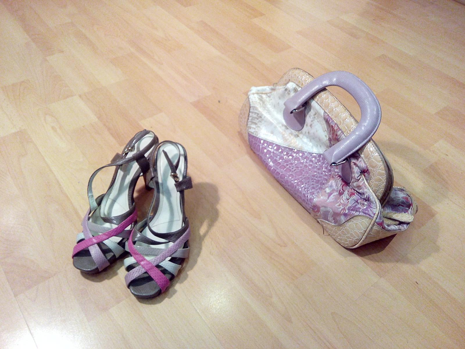 farebne sandale - Obrázok č. 3