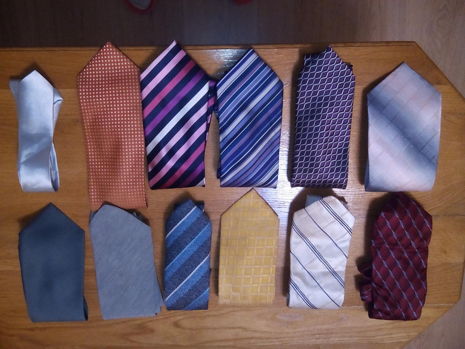 kravaty - Obrázok č. 1