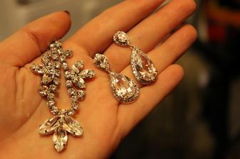 moje svatební šperky..