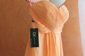 šaty pro družičky GK :-*