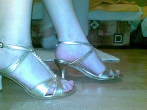 a toto sú moje topánky