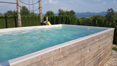 Dnes dosiahla voda bez externého ohrevu teplotu 30°C. A to ešte ani leto nezačalo...