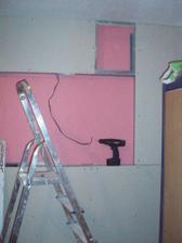 stena takmer hotová