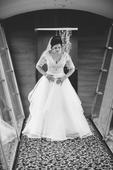 Na mieru šité šaty od slovenského návrhára, 40