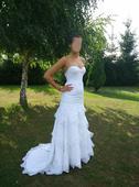 Svadobné šaty- Allure Bridals, 38