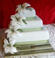 favorizovaný dort