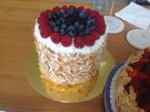 Melounový dort