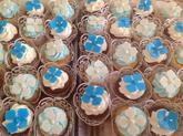 Svatební cup cakes