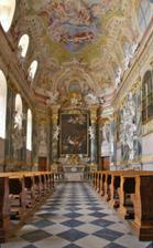 tady se to uskuteční:o) Zámecká kaple ve Valticích