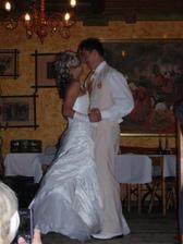 Novomanželský taneček :-)