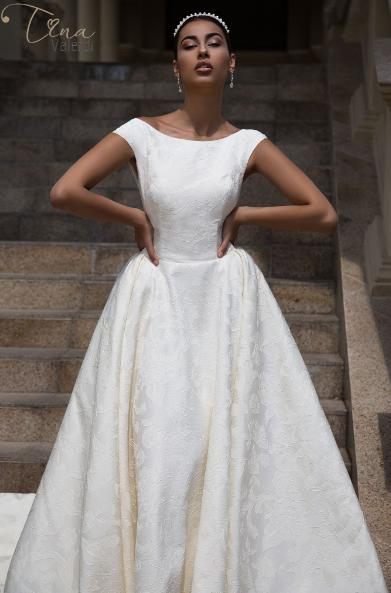svadobné šaty Tina Valerdi - Obrázok č. 1