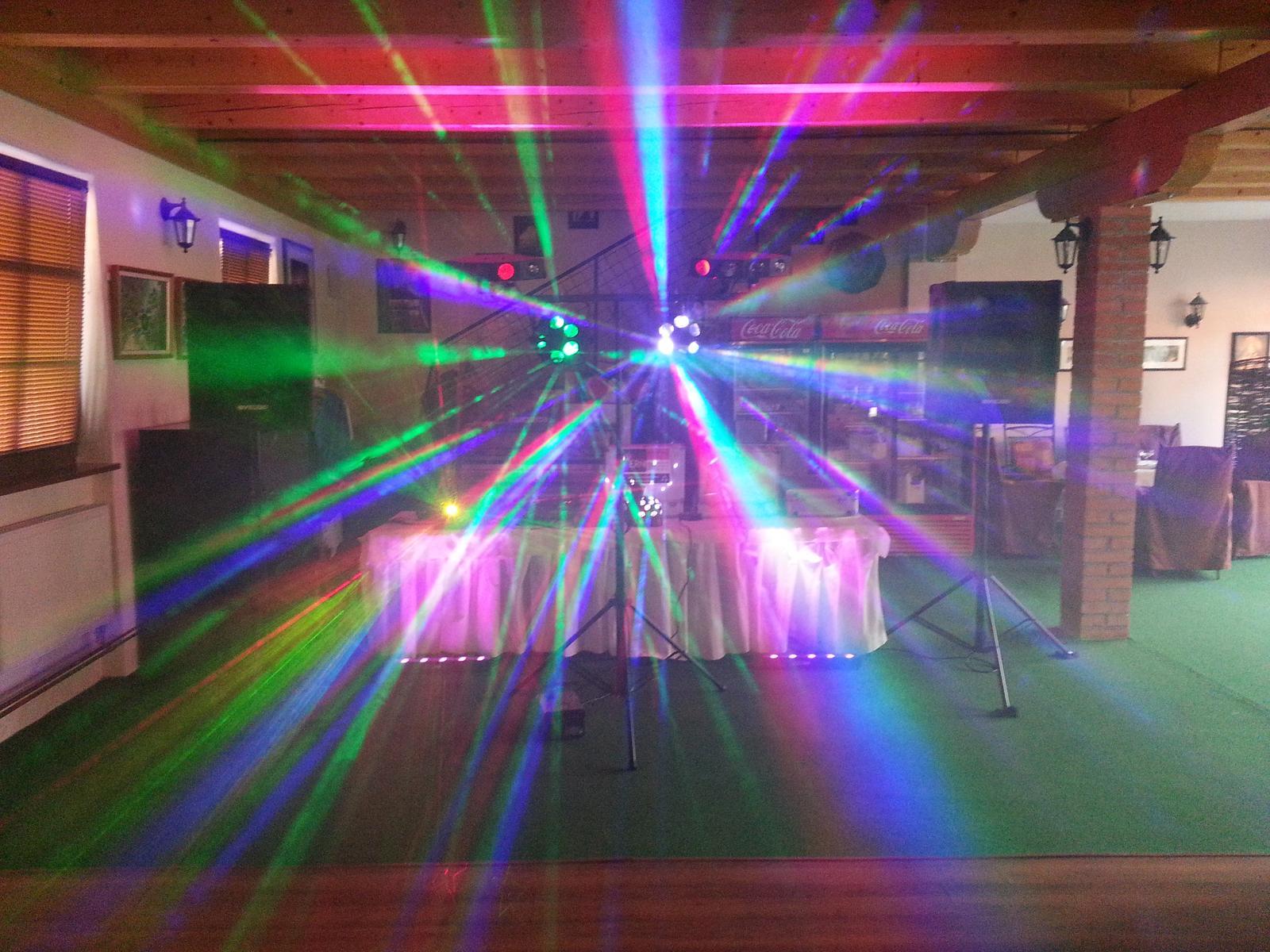 dj_erni - Svadba Hotel Phoenix v historickom srdci Trnavy - svetelný park pripravený