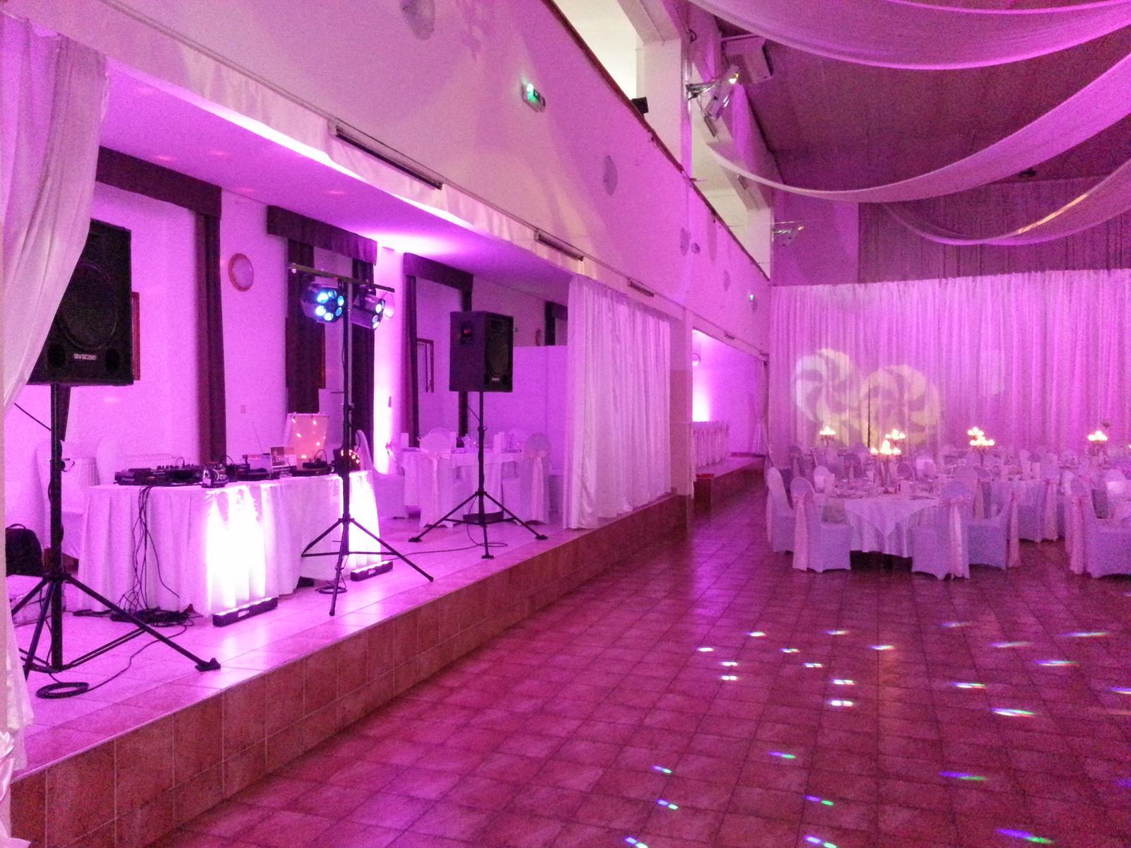 dj_erni - Svadba PKO Nitra - výborní hostia aj zábava