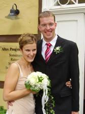 Nasa 1.svadba ;) 3.8.2005