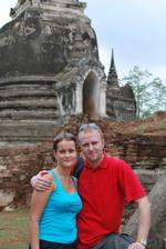 svadobná cesta - Thajsko