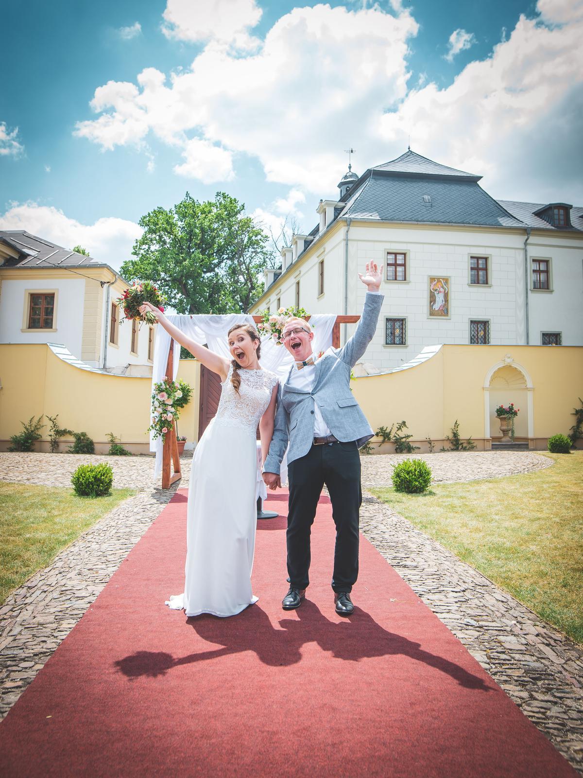 Svatba Míša a Robert - Obrázek č. 30