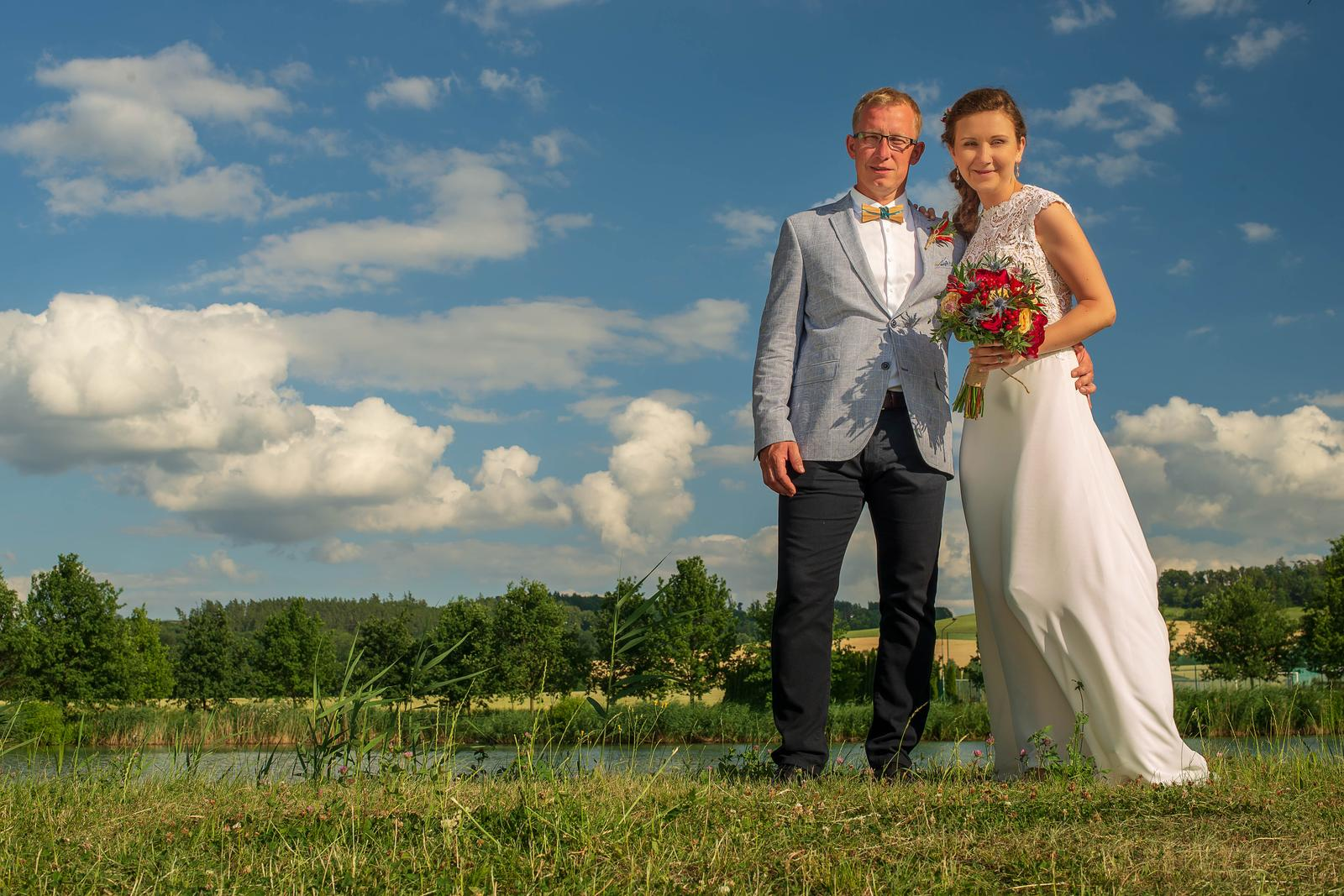 Svatba Míša a Robert - Obrázek č. 33
