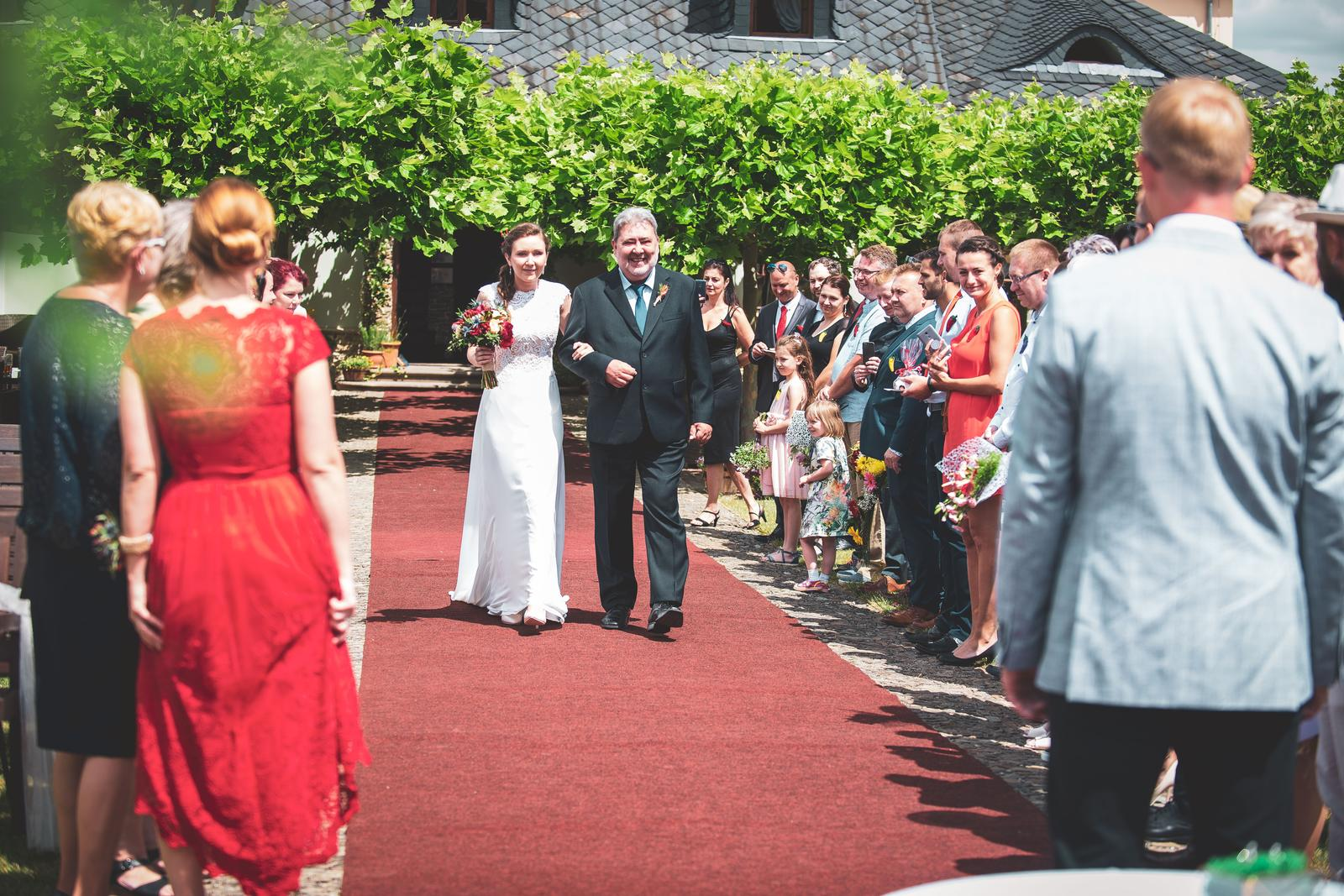 Svatba Míša a Robert - Obrázek č. 23