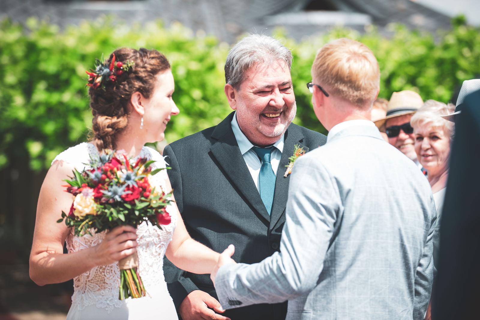 Svatba Míša a Robert - Obrázek č. 24