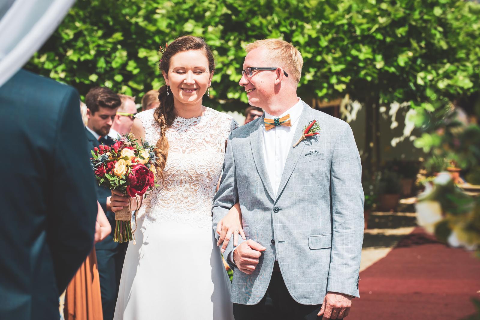 Svatba Míša a Robert - Obrázek č. 25