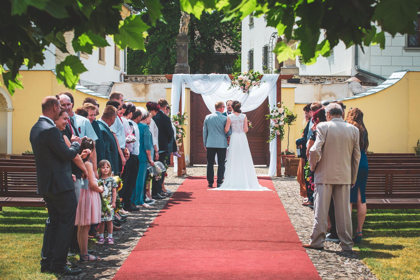 Svatba Míša a Robert - Obrázek č. 26