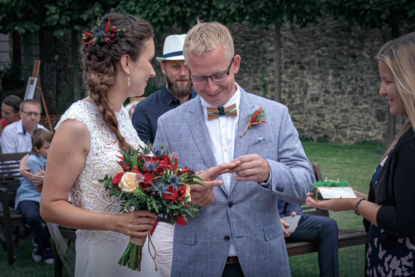 Svatba Míša a Robert - Obrázek č. 28