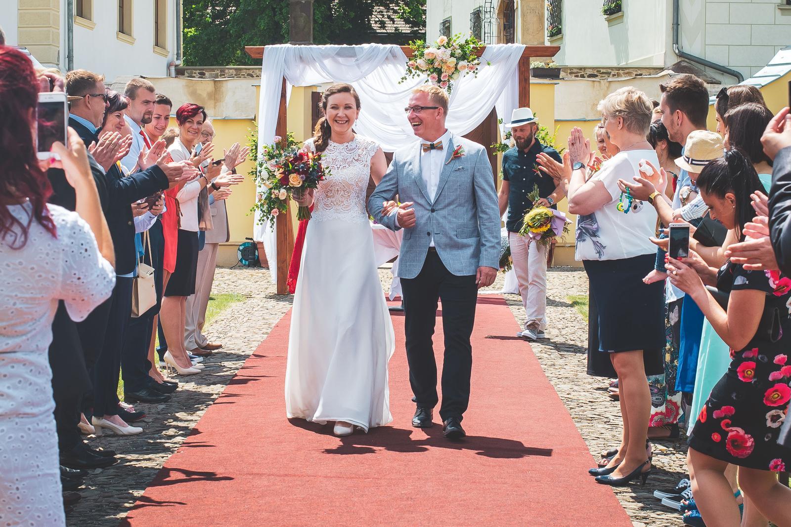 Svatba Míša a Robert - Obrázek č. 29