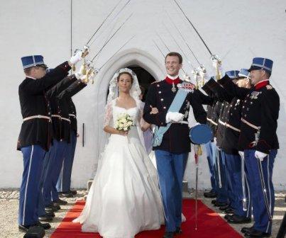 Snivanie o mojej svadbe - princ joachim