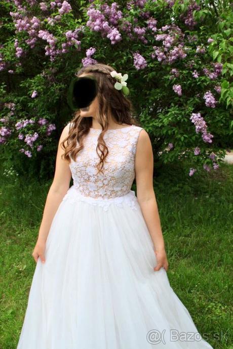 svadobné šaty z kolekcie ARIAMO Blum  - Obrázok č. 1