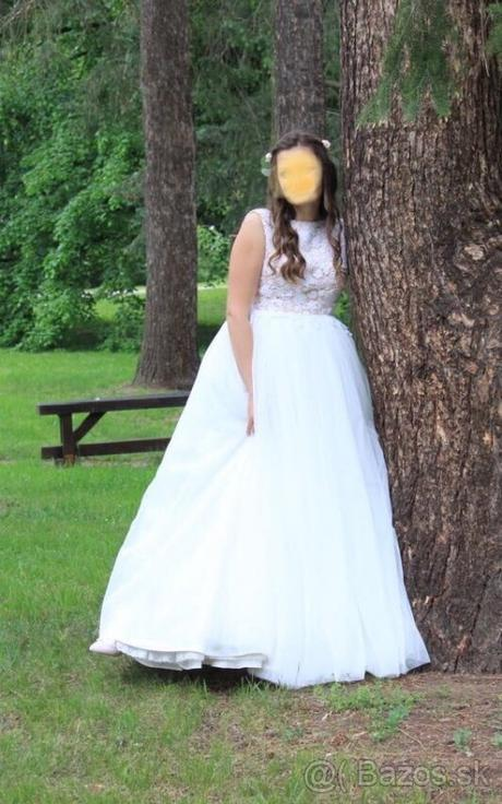 svadobné šaty z kolekcie ARIAMO Blum  - Obrázok č. 2