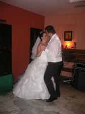 Náš první tanec.