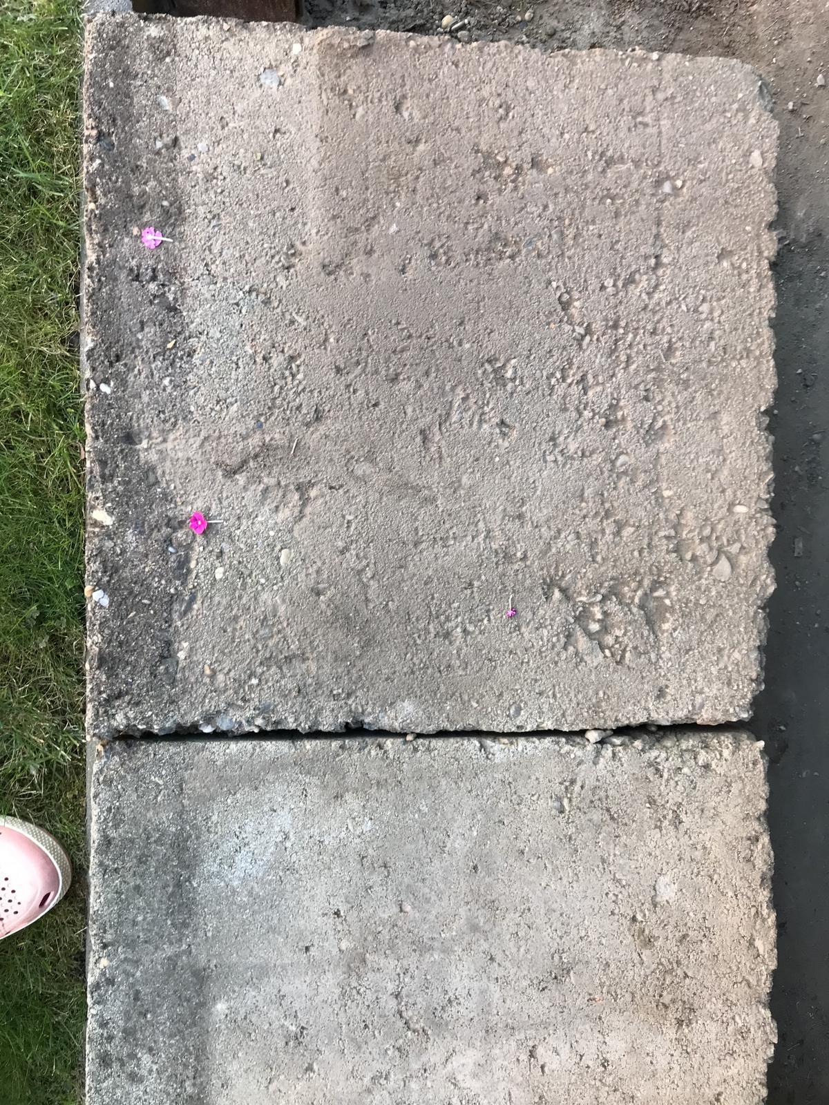 Betónové kocky 50x50 cm - Obrázok č. 1