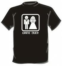 tričko pro mě i snoubence, na předsvatební fotky :-)