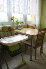 stůl také na míru