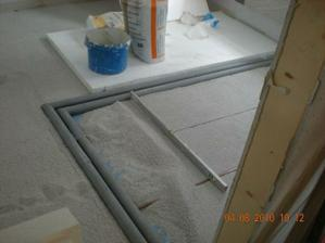 Zásyp spodní podlahy